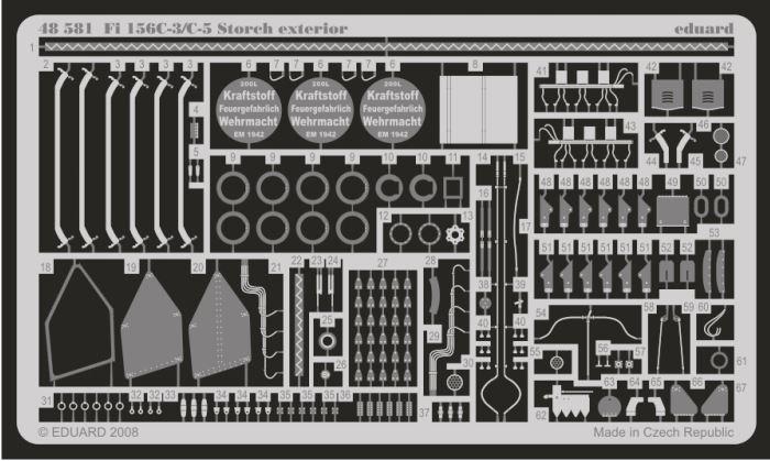 FI-156C-3/C-5 STORCH