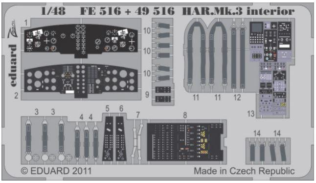 HAR. MK.3 INTERNI
