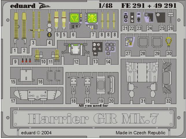 HARRIER GR MK.VII
