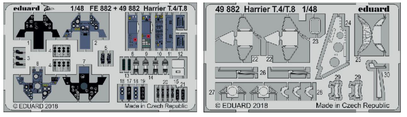 HARRIER T.4/ T.8