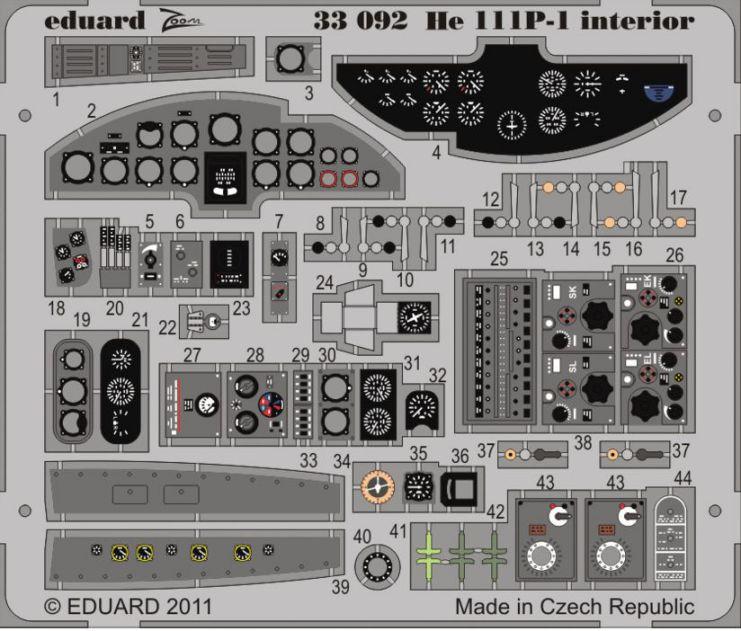 HE 111P-1