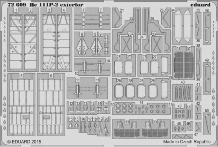 HEINKEL HE 111P-2