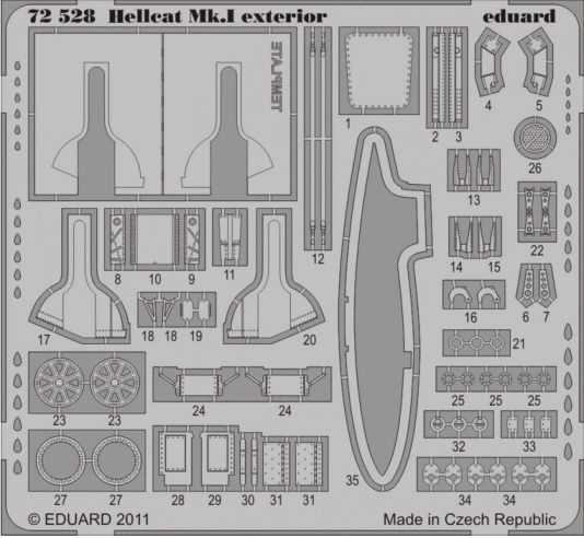 HELLCAT MK.I