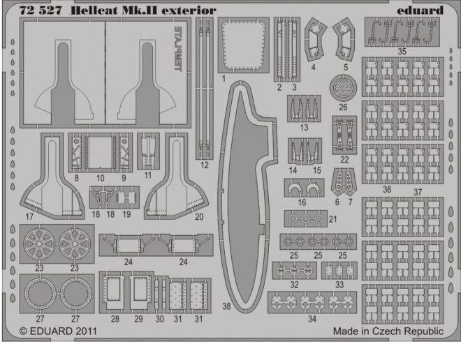 HELLCAT MK.II