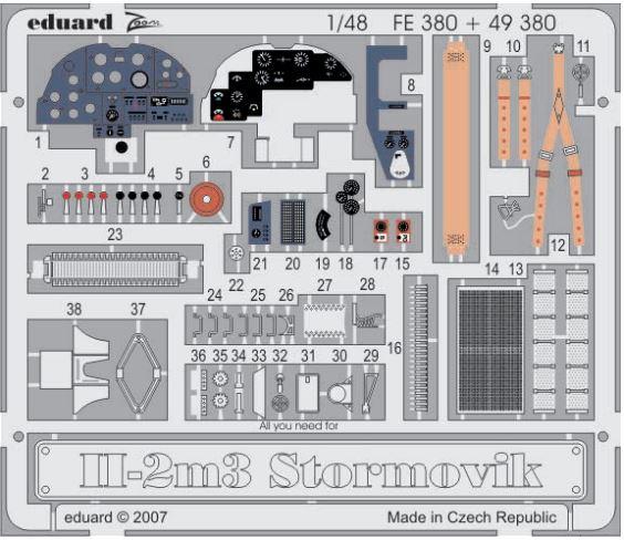 IL- 2M3 STORMOVIK