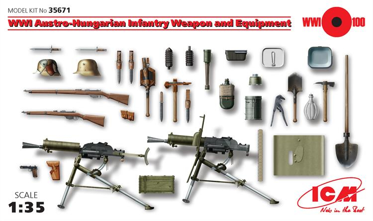 INFANTRY WEAPON AND EQUIPMENT