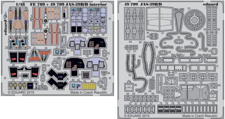 JAS-39B/D