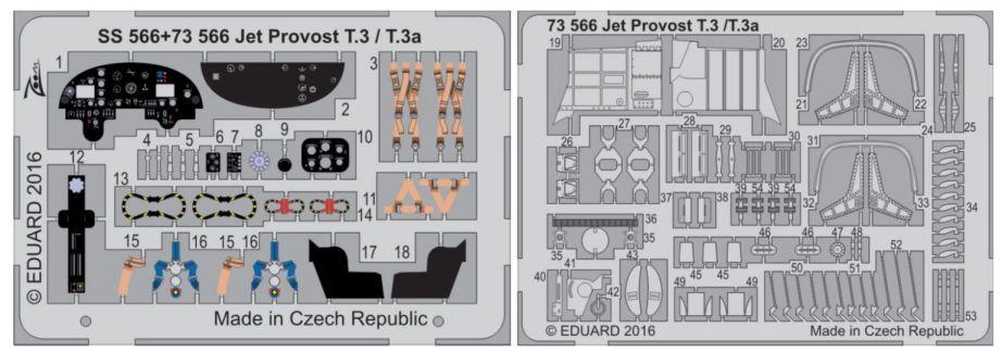 JET PROVOST T.3 / T.3A