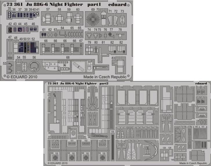 JU 88G-6 NIGHT FIGHTER