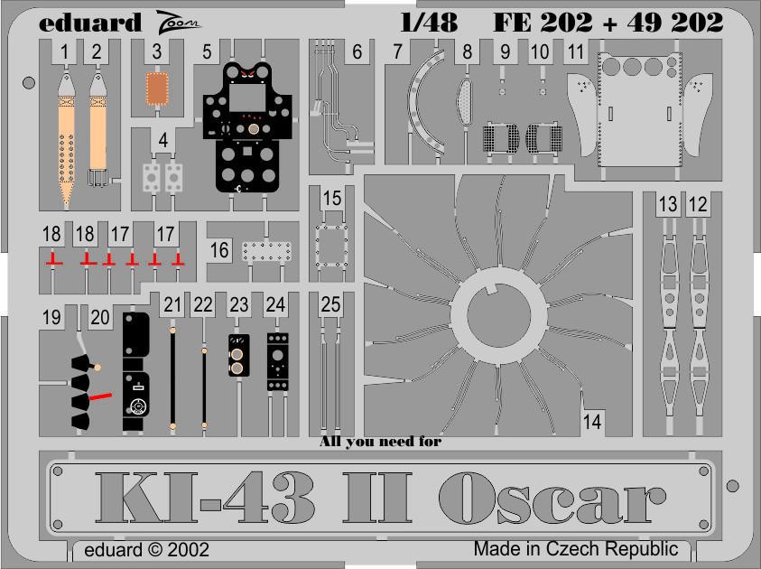 KI-43 II OSCAR
