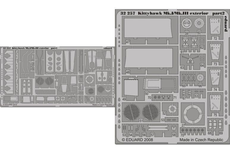 KITTYHAWK MK.I/MK.III EXTERIOR (HAS)