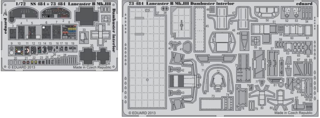 LANCASTER B MK.III DAMBUSTER