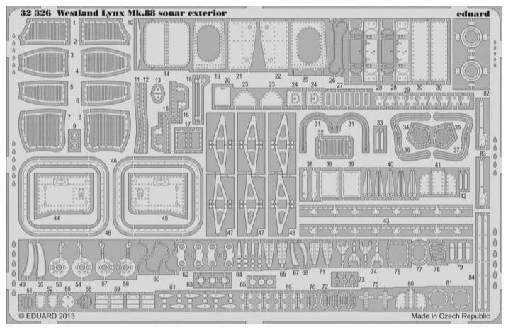 LYNX MK.88 SONAR