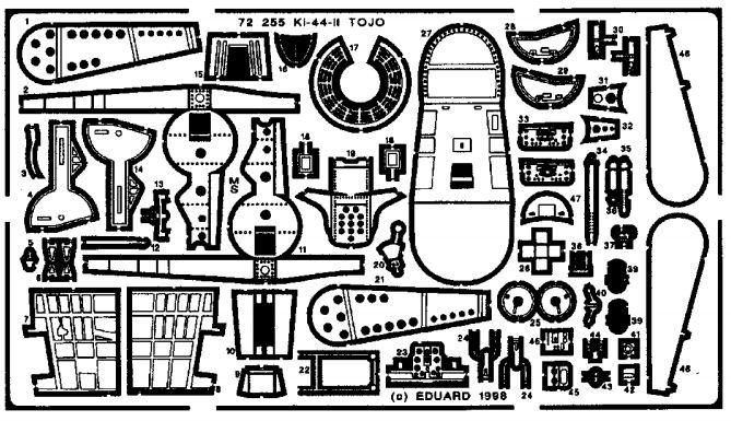 KI-44 II TOJO