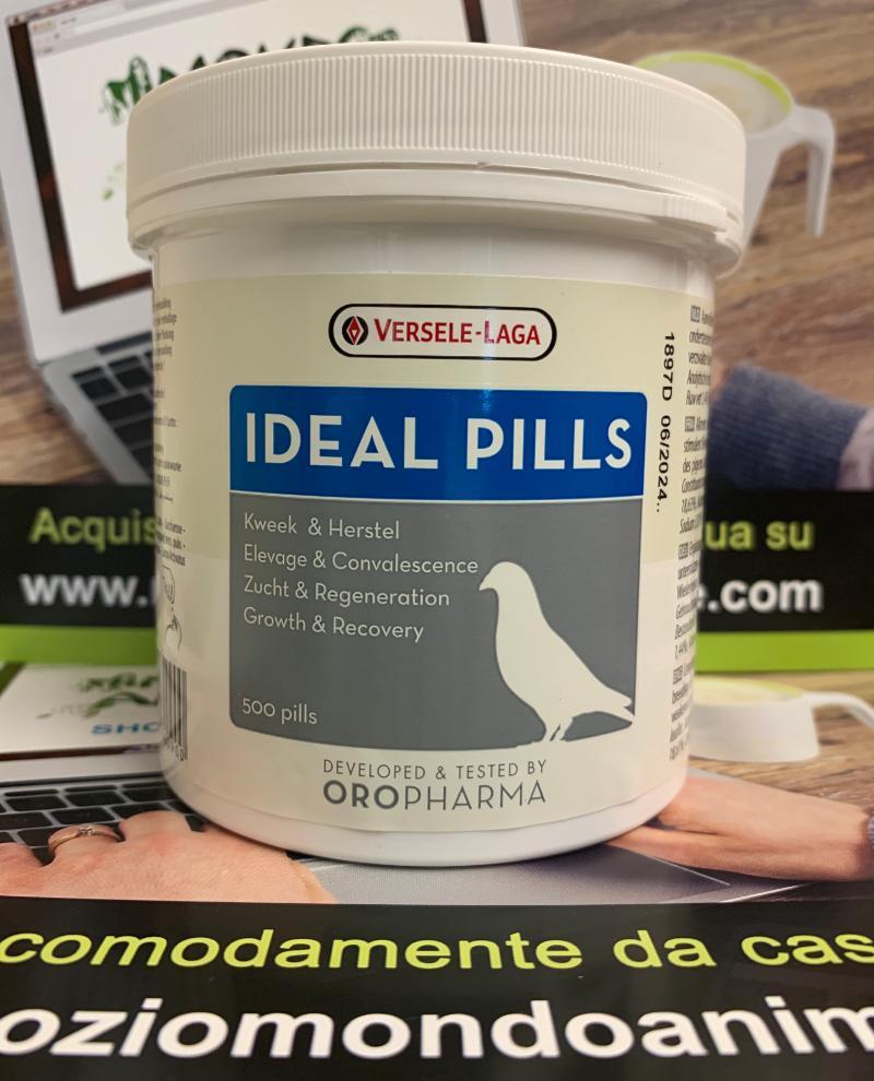 IDEAL PILLS 500 pills