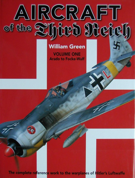 AIRCRAFT OF THE THIRD REICH