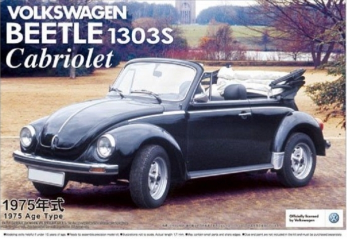 BEETLE 1303S CABRIOLET