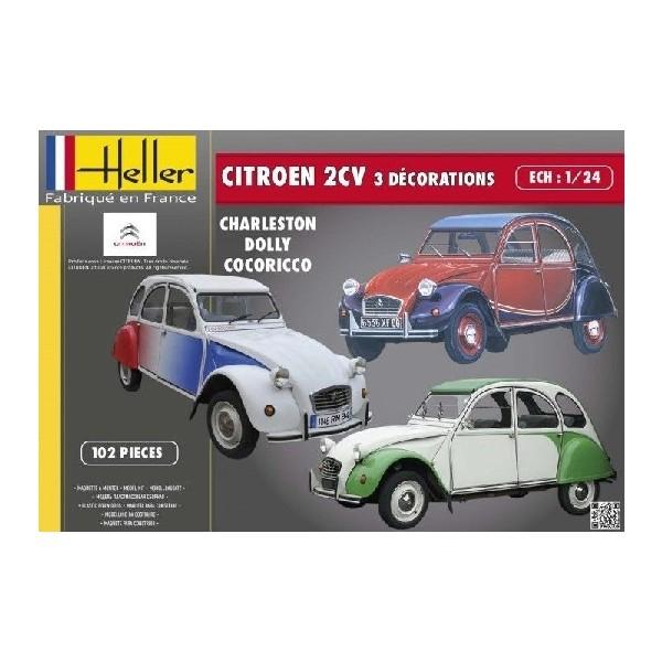 Citroen 2CV Deorations Special