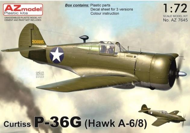 Curtiss P-36G