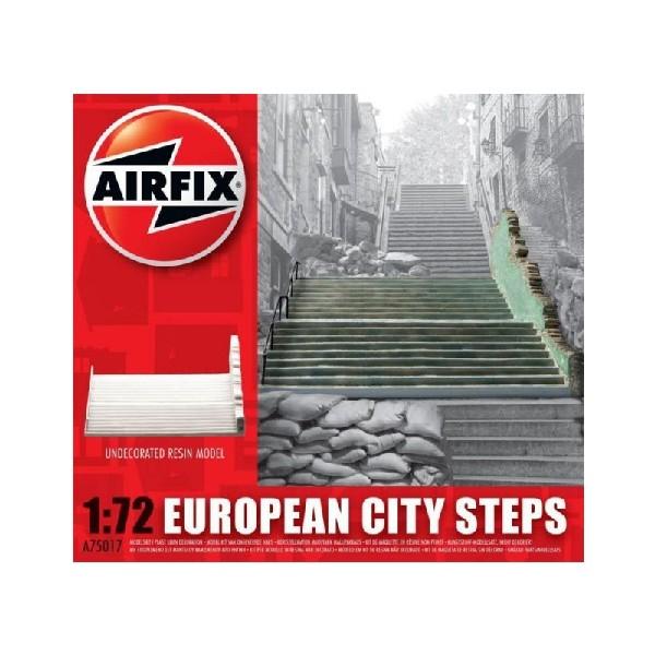 EUROPEAN CITY STEPS