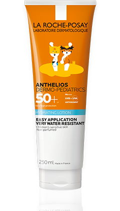 Anthelios dermo-pediatrics 50+ latte idratante
