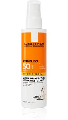 Anthelios spray latte 50+ 200ml