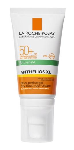 Anthelios xl gel-crema tocco secco senza profumo 50+