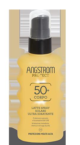 ANGSTROM PROTEZIONE spf 50+ Latte spray solare ultra idratante 175ml