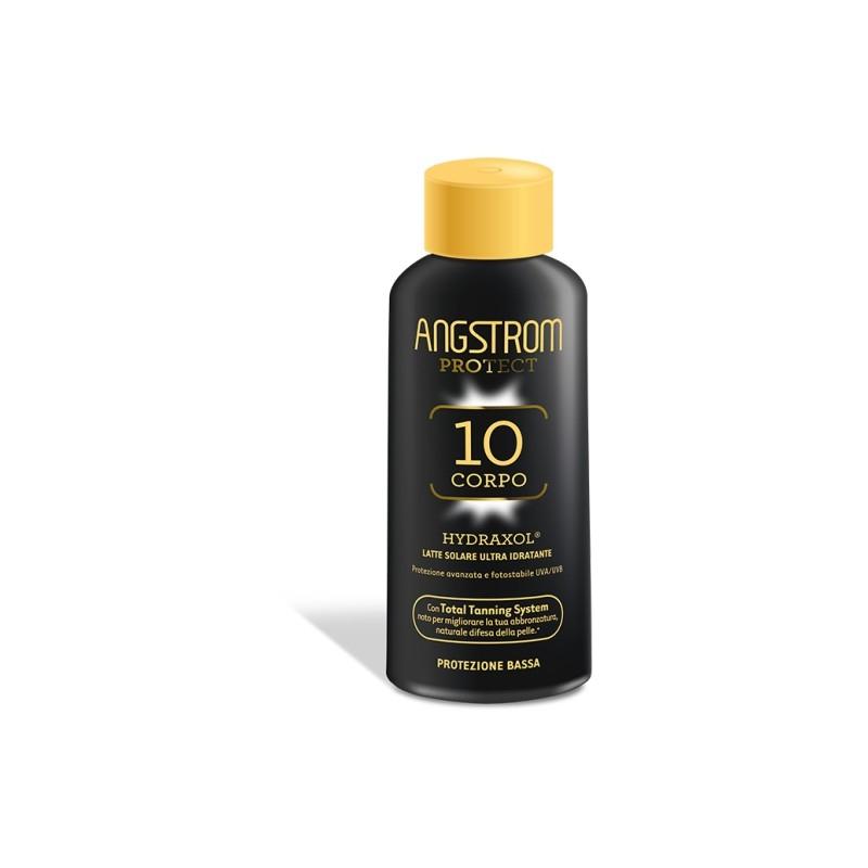 Angstrom Product spf 10 Latte solare ultra idratante 200ml