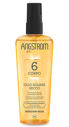 Angstrom Product spf 06 Olio spray solare secco 150ml