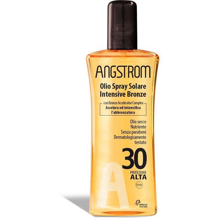 ANGSTROM Olio Spray Solare Intensive Bronze SPF30 150 ml