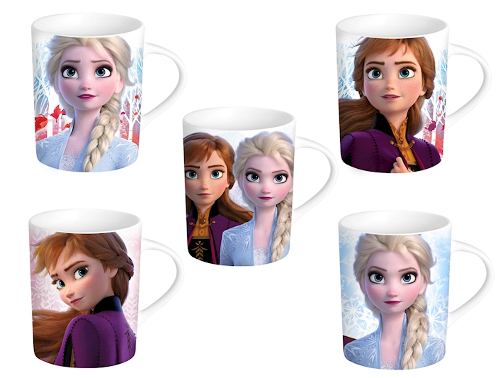 Tazza mug in porcellana Frozen2