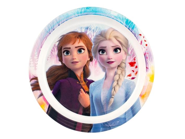 Piatto in melamina Frozen2