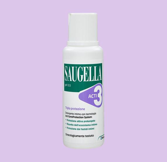 SAUGELLA® ACTI3 IL DETERGENTE INTIMO