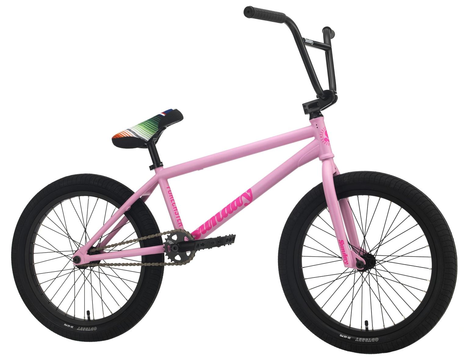 Sunday Forecaster Ross 2021 Bici Bmx   Colore Rosa