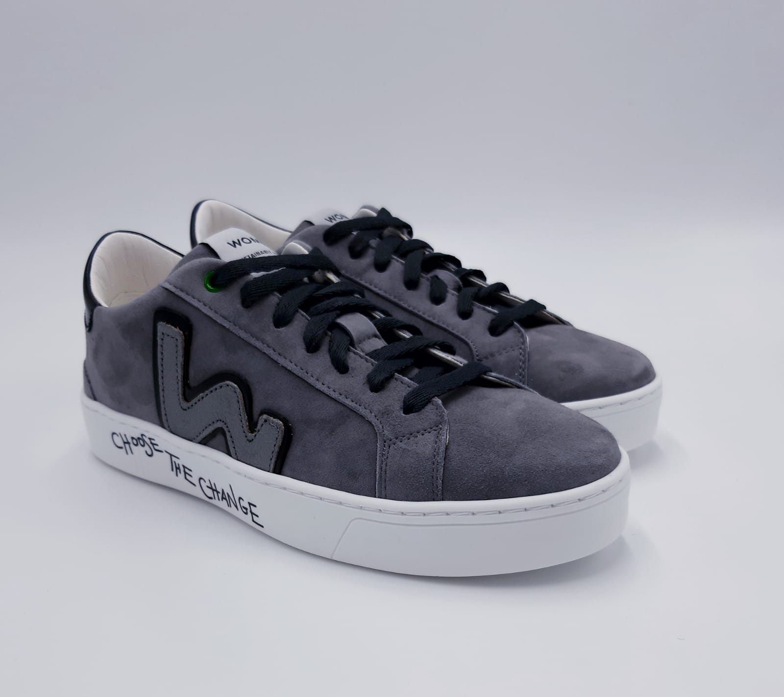 Sneaker Snik grey Womsh