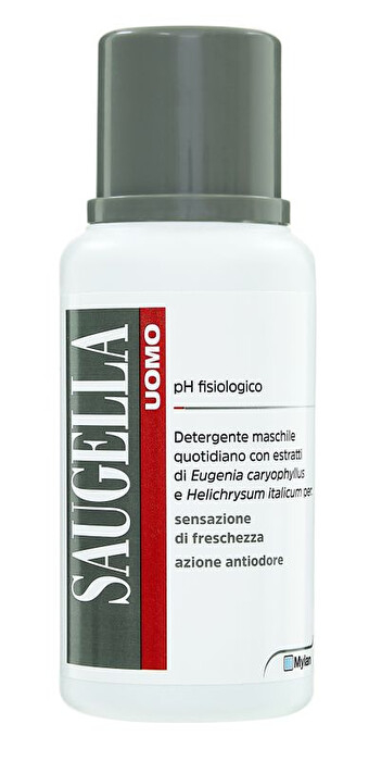 SAUGELLA UOMO 200ML Detergente intimo quotidiano