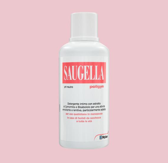 SAUGELLA® POLIGYN ph neutro 250ml