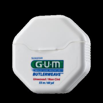 Filo Interdentale Gum® Butlerweave®