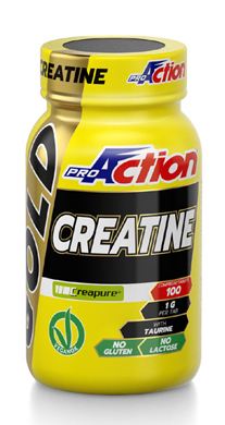 Proaction Creatina Gold 100 Tavolette