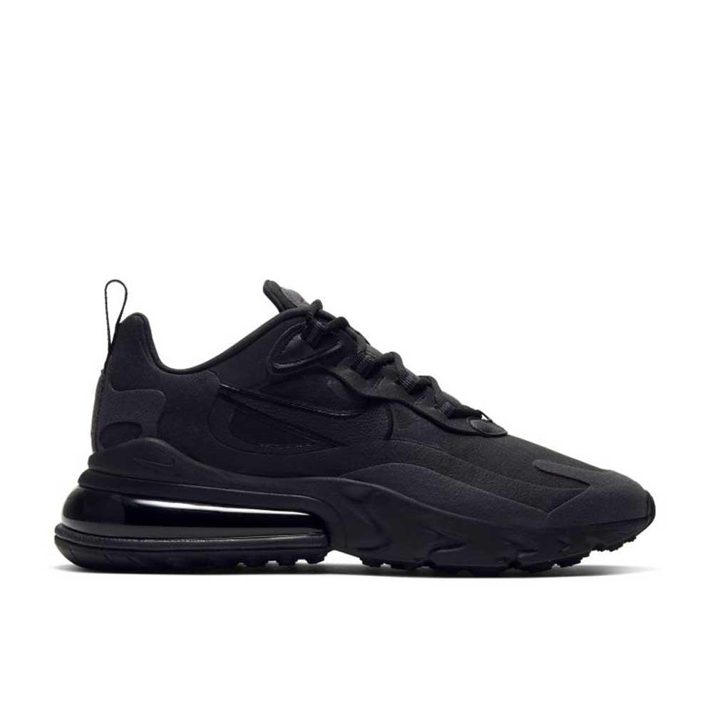 Nike Air Max 270 React Black da Uomo