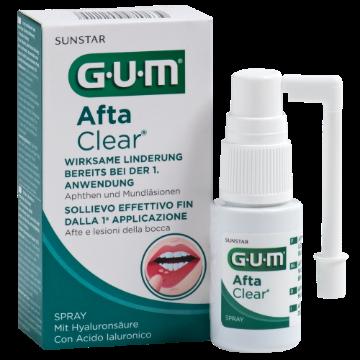 Spray Gum® Afta Clear®