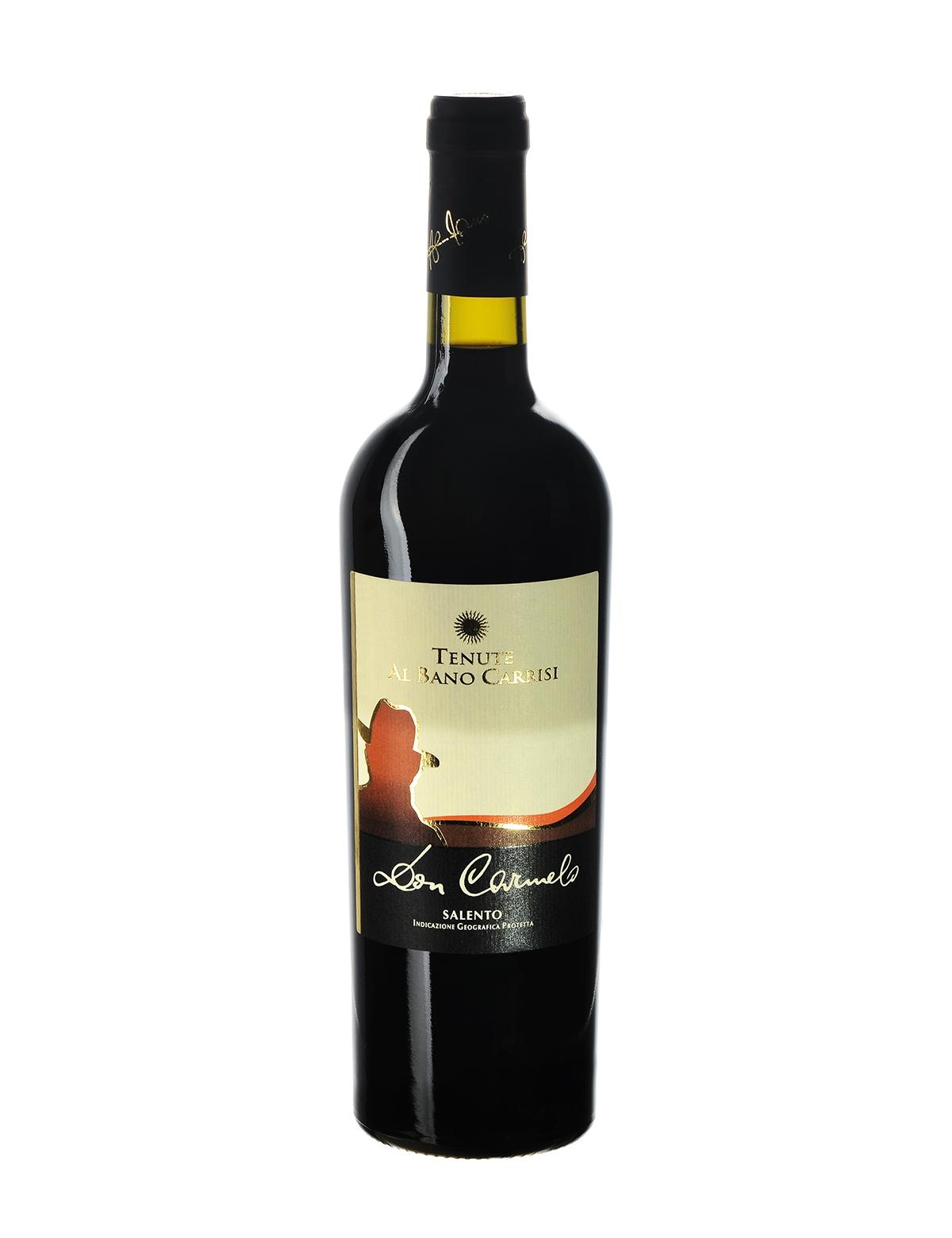 Don Carmelo Rosso 2016 - IGP Salento - Azienda Vinicola Al Bano
