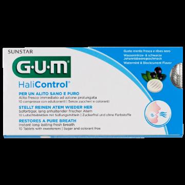 Compresse Gum® Halicontrol™ 10 Compresse