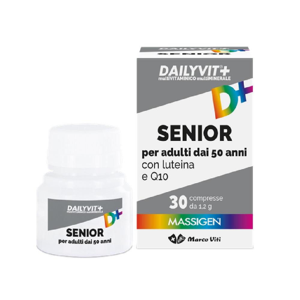 Massigen Senior Mix Di Vitamine E Minerali