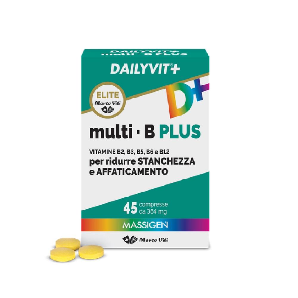 Massigen Multi B Plus Integratore Di Vitamine B