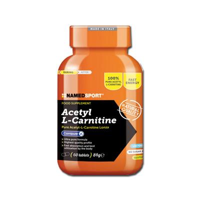 Named Sport Acetyl L-Carnitine 60 Tavolette