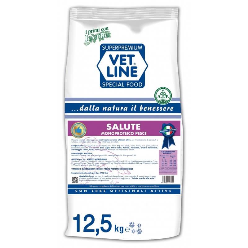 VET LINE SALUTE PESCE - MONOPROTEICO