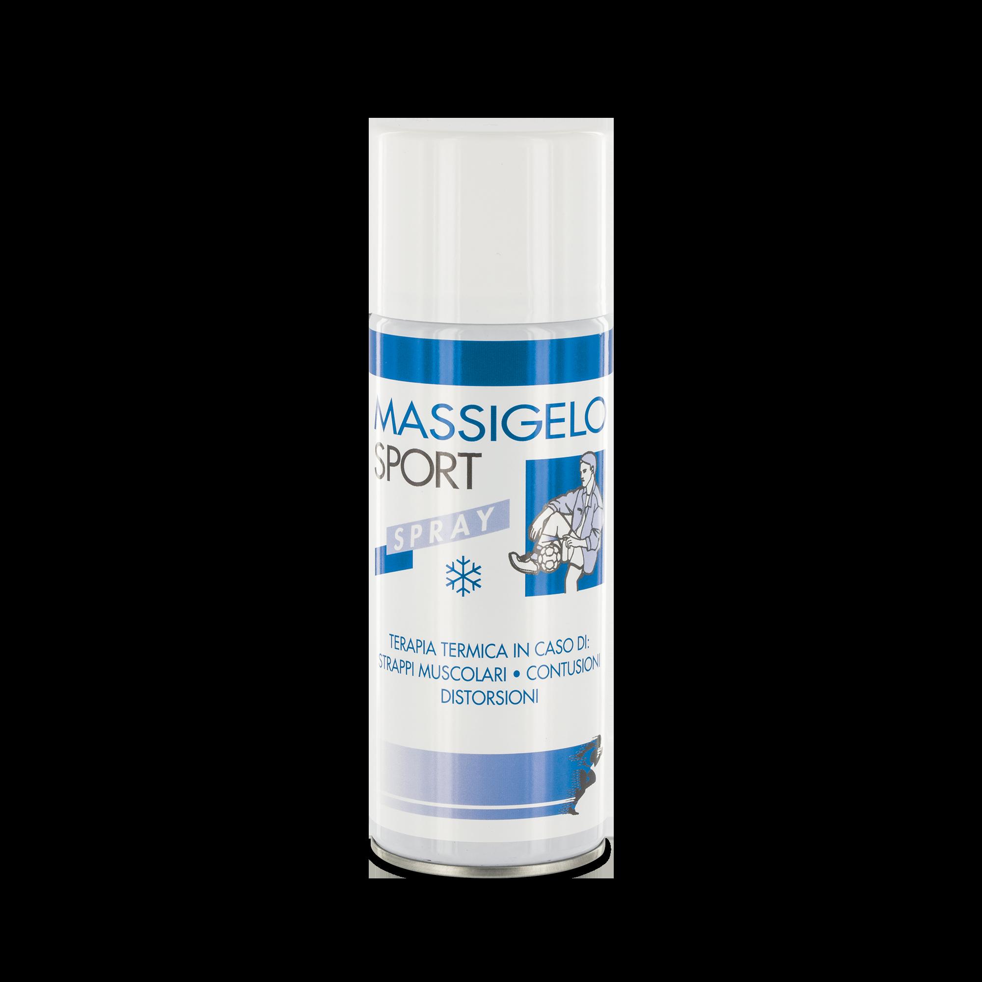 Massigen Massigelo Sport Spray Flacone Spray 400 Ml.