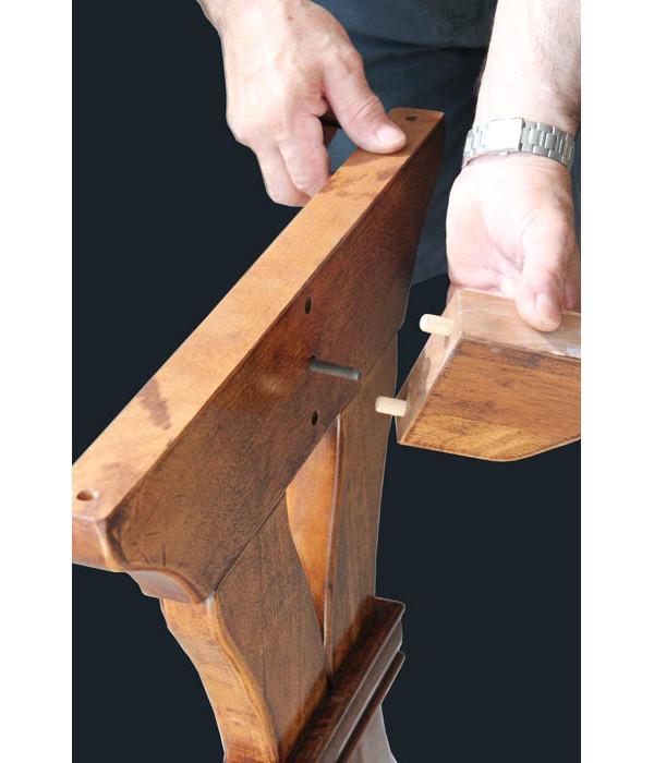 montaggio di un tavolo